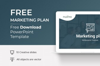 Free Marketing Plan PowerPoint Template