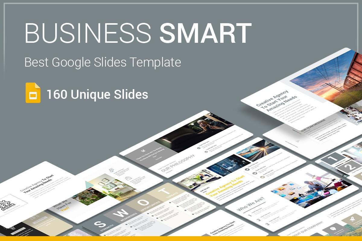 Business Smart Google Slides Template