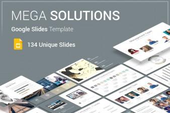 Mega Solutions Google Slides Template