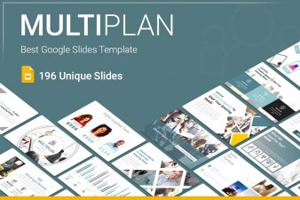 MultiPlan Google Slides Presentation Template