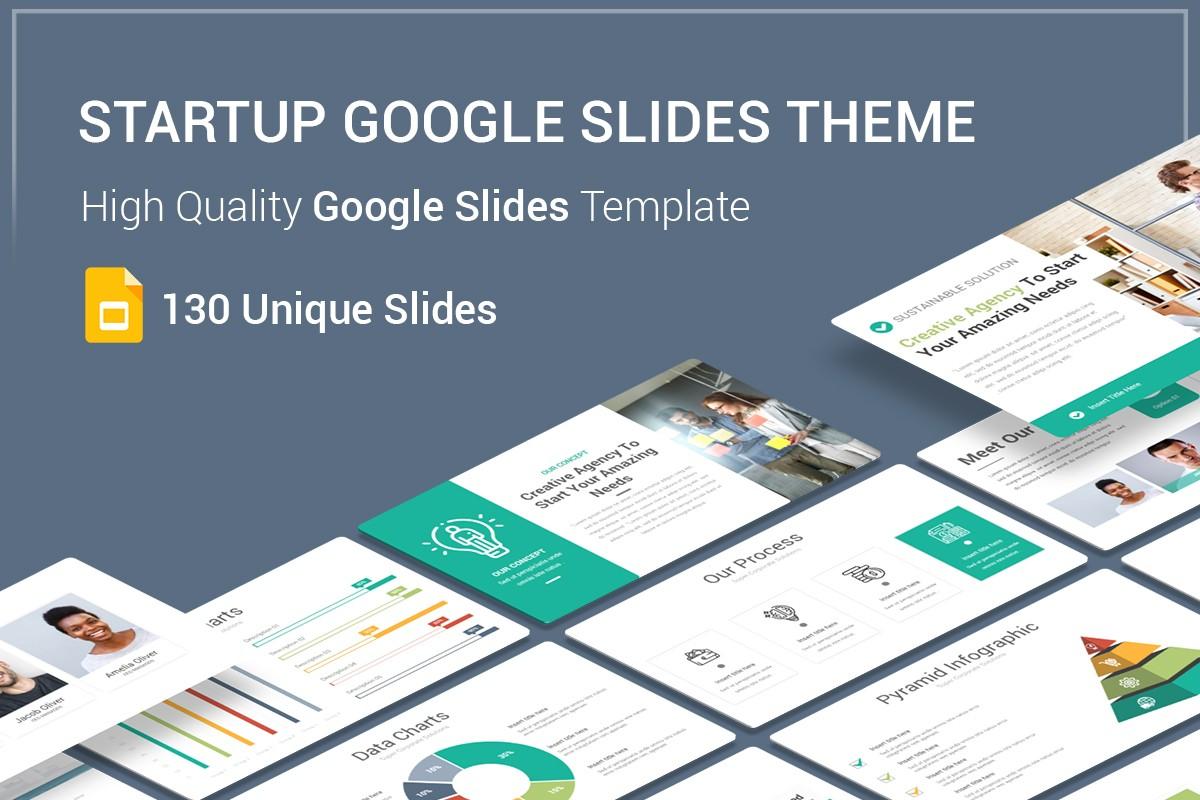 Startup Google Slides Theme Template