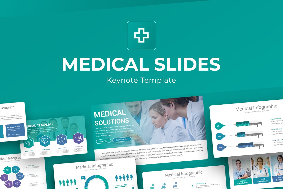 Medical Keynote Presentation Template