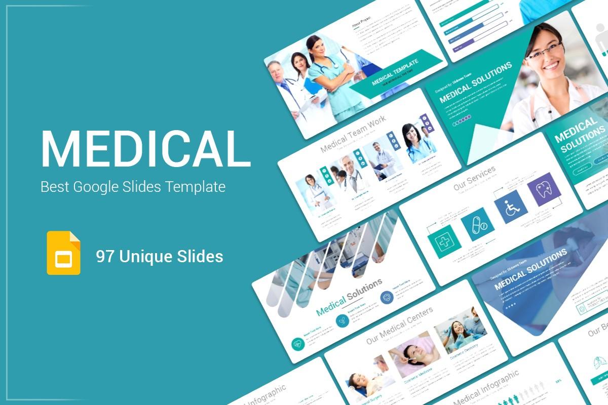 Medical Google Slides Presentation Template