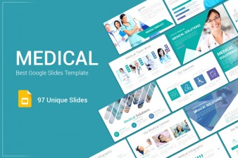 Medical Google Slides Presentation Template