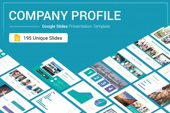 Company Profile Google Slides Presentation Template