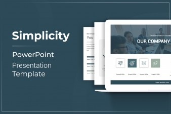 Simplicity PowerPoint Presentation Template