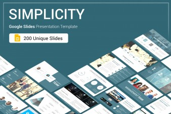 Simplicity Google Slides Presentation Template