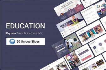 Education Keynote Presentation Template