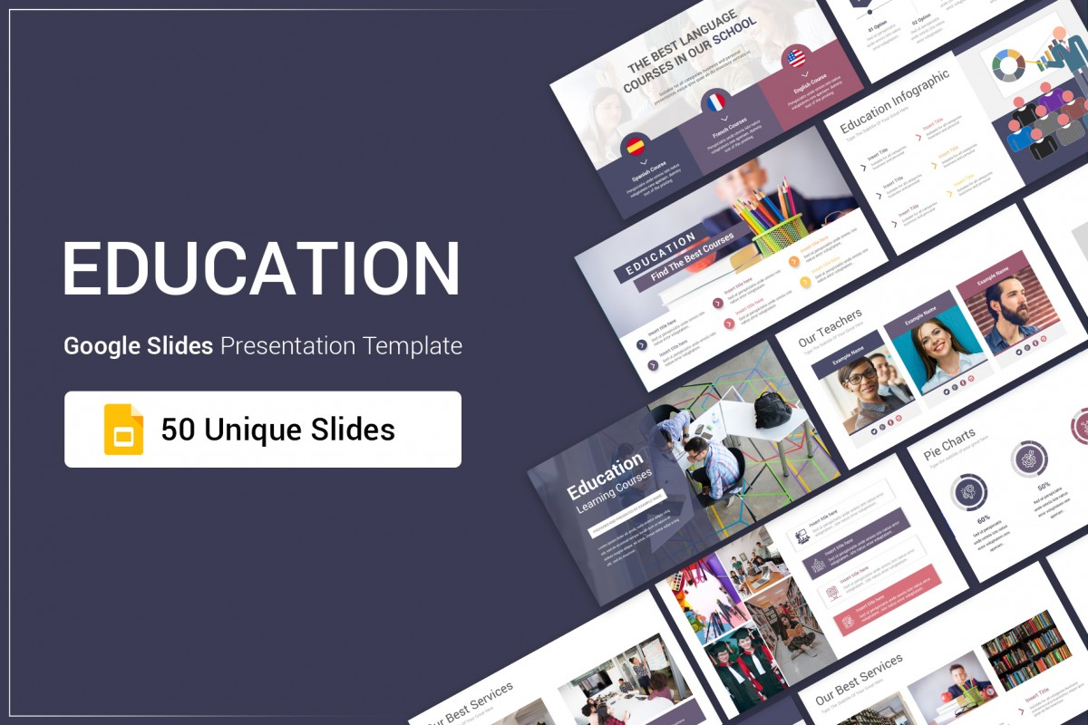 Education Google Slides Presentation Template