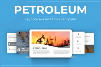 Petroleum Keynote Template For Presentation