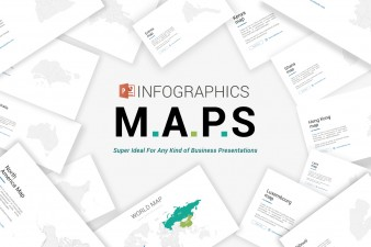 World Map PowerPoint Template