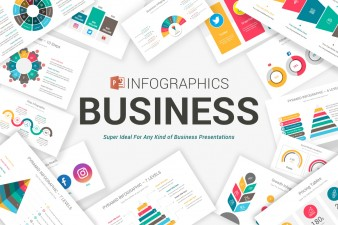 Best Business PowerPoint Infographics