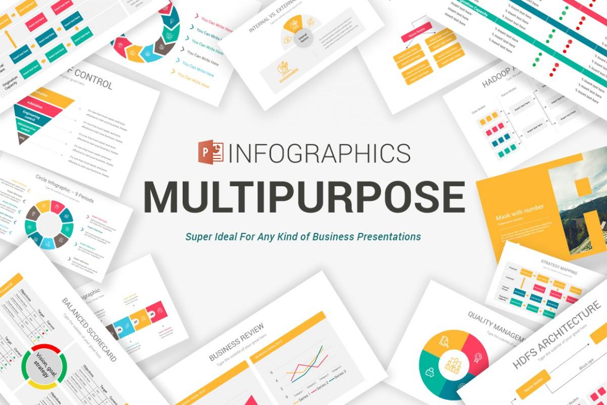 Best Multipurpose PowerPoint Infographics