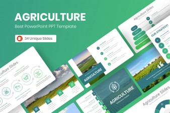 Best Agriculture PowerPoint Template