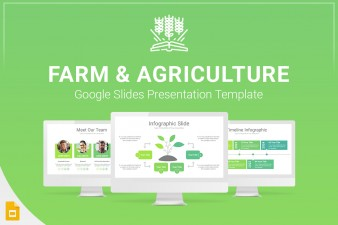 Farm And Agriculture Google Slides Presentation Template