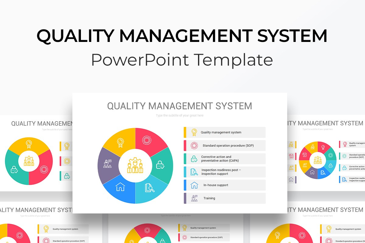 Quality Management System Powerpoint Diagram Nulivo Market