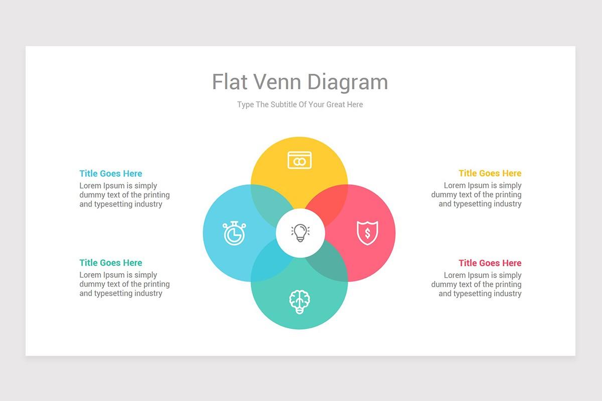 Venn Diagram Keynote Template Designs Nulivo Market